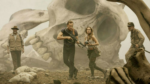 Kong Skull Island Latest and upcoming hollywood movies 2017