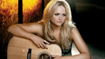 Miranda Lambert Female Country Singers of 2017