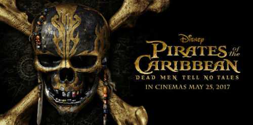 Pirates of the Caribbean Dead Men Tell No Tales UPCOMING AND LATEST HOLLYWOOD MOVIES OF 2017