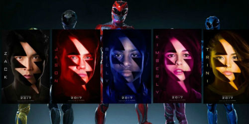 Power Rangers Latest and upcoming hollywood movies 2017