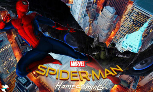 Spider-Man Homecoming UPCOMING AND LATEST HOLLYWOOD MOVIES OF 2017