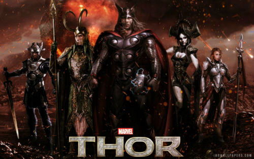Thor Ragnarok UPCOMING AND LATEST HOLLYWOOD MOVIES OF 2017