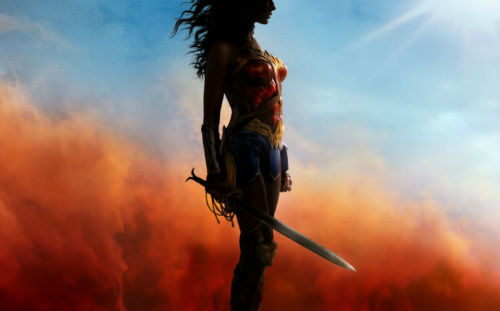 Wonder Woman Latest and upcoming hollywood movies 2017