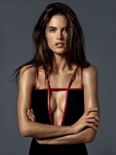 Alessandra Ambrosio Hottest women of 2017