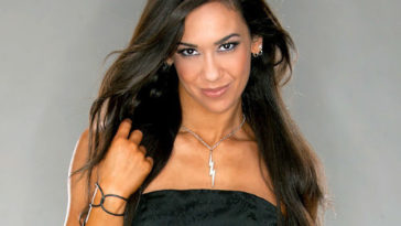 April Jeanette AJ Mendez Brooks Most beautiful divas from WWE