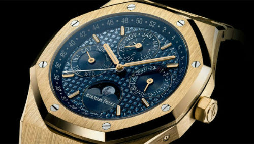 Audemars Piguet World's Best Selling Watch Brands