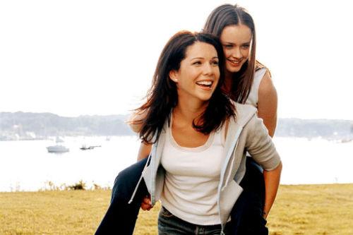 Gilmore Girls Tv shows on Netflix