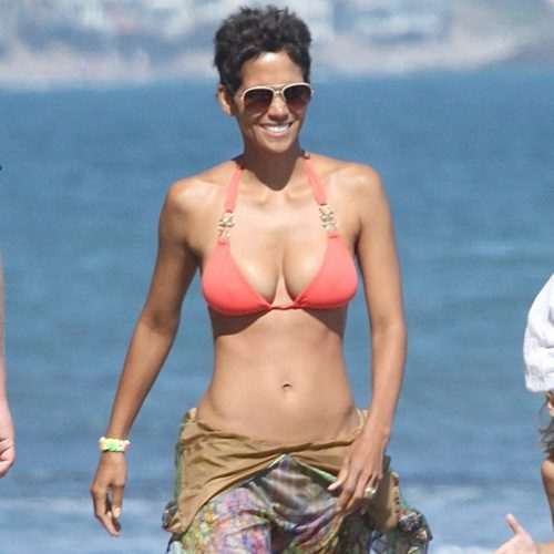 Halle Berry Hottest Bikini Bodies of All Time