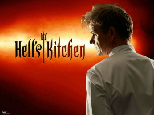 Hell's Kitchen Best Reality TV shows 2017