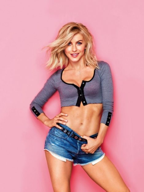 Julianne Hough Hottest women of 2017