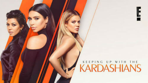 Keeping Up with the Kardashians Best Reality TV shows 2017