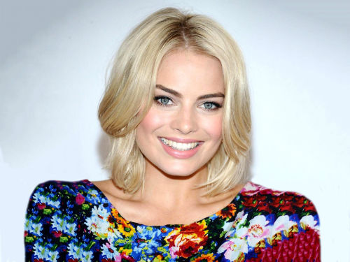 Margot Robbie most beautiful women in the world of 2017