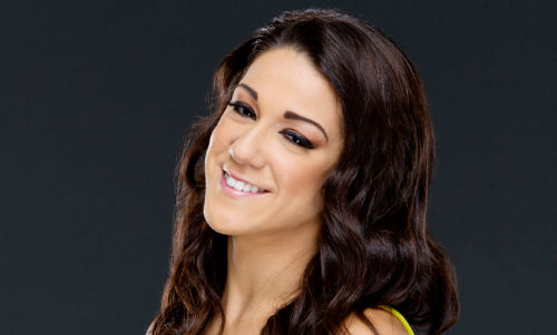 Pamela Rose Martinez Most beautiful divas from WWE