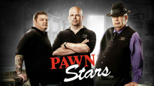 Pawn Stars Best Reality TV shows