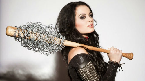 Saraya-Jade Bevis Most beautiful divas from WWE