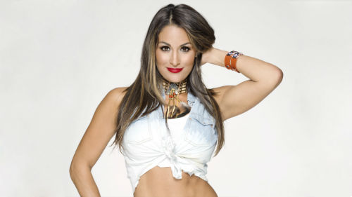 Stephanie Nicole Garcia-Colace Most beautiful divas from WWE