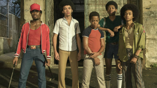 The Get Down Tv shows on Netflix