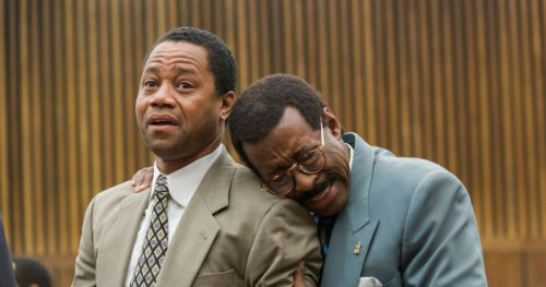 The People v. O. J. Simpson American Crime Story Best TV shows of 2017