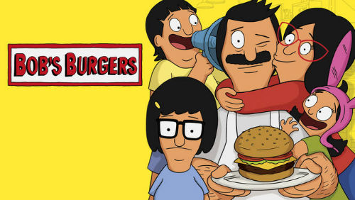 Bob's Burgers Best Cartoons shows in 2017