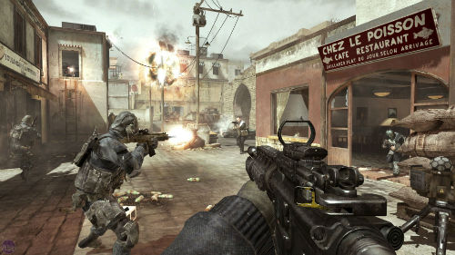 Call of Duty Modern Warfare 3 (2011) best video games of all time