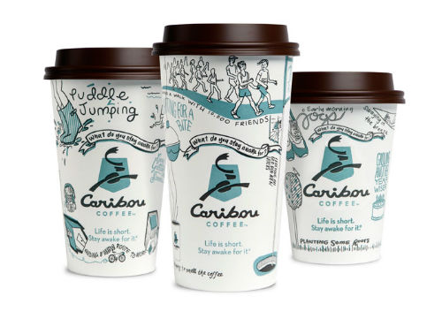 Caribou Coffee best selling coffee brands