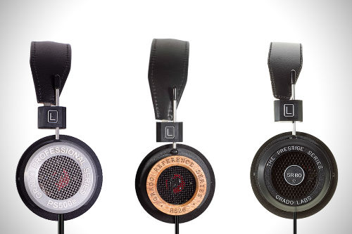 Grado Labs World's best headphone brands in 2017