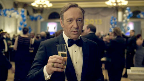 House of Cards most popular tv series ever