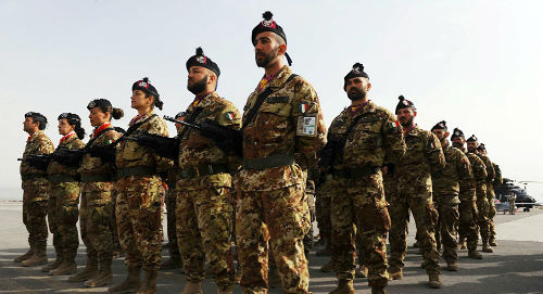Italy Worlds Strongest Militaries of 2017