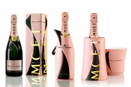 Moët & Chandon best selling brands in the world