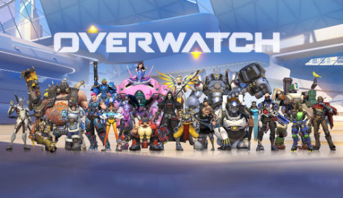 Overwatch (2016) best video games of all time