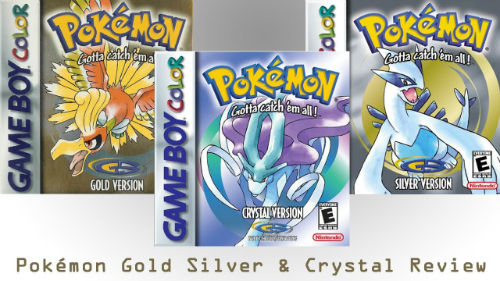 Pokémon Gold and Silver (1999) best video games of all time
