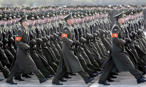 Russia Worlds Strongest Militaries of 2017