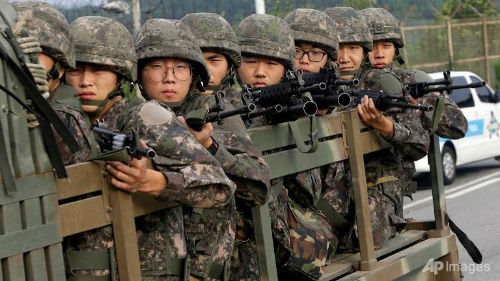 South Korea Worlds Strongest Militaries of 2017