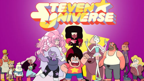 Steven Universe Best Cartoons shows in 2017