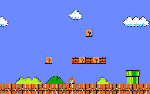 Super Mario Bros. (1985) best video games of all time