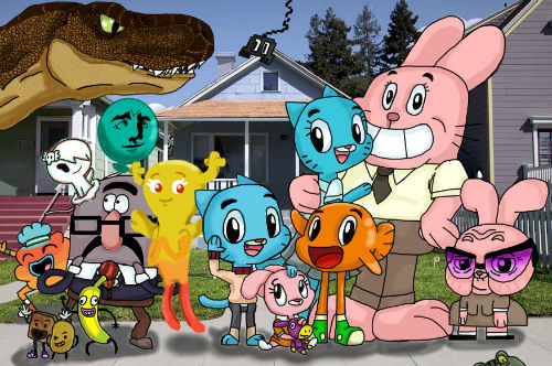 The Amazing World of Gumball Best Cartoons shows in 2017