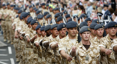 The United Kingdom Worlds Strongest Militaries of 2017