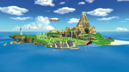 Wii Sports Resort (2009) best video games of all time