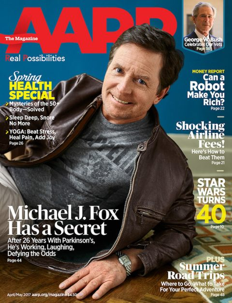 AARP The Magazine Best Selling Magazines