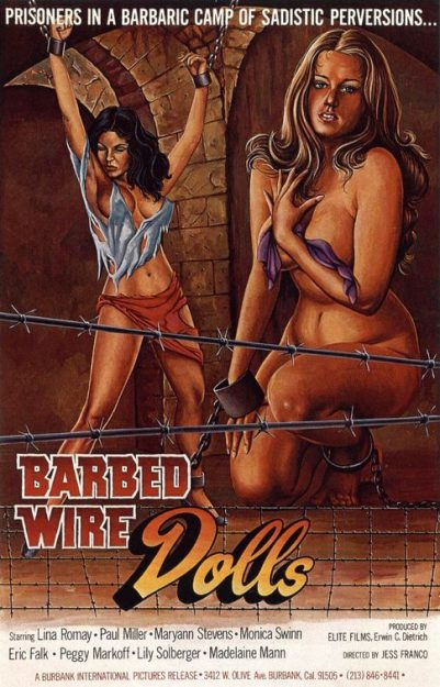 Barbed Wire Dolls sex hollywood movies