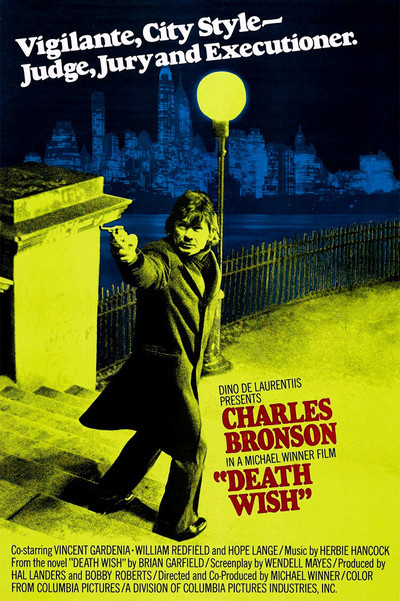 Death Wish Rape hollywood movies