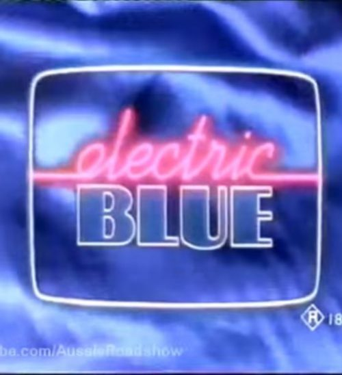 Electric Blue best porn TV series