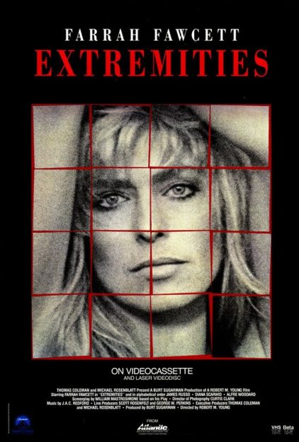 Extremities Rape hollywood movies