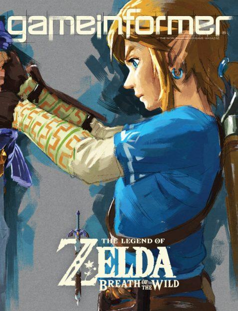 Game Informer (GI) Best Selling Magazines