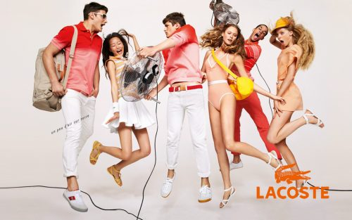 Lacoste Best Selling Clothing Brands