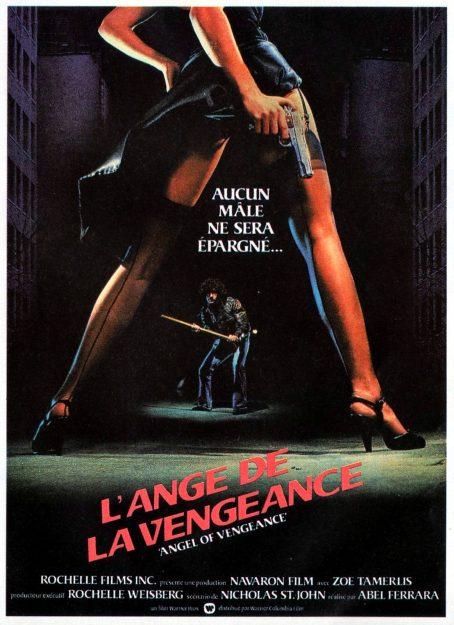 Ms. 45 Rape hollywood movies