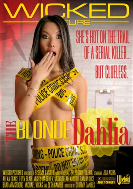 The Blonde Dahlia Best Porn Movies of 2017