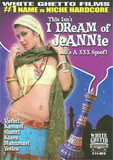 This Isn't I Dream Of Jeannie... It's A XXX Spoof! best indian movies