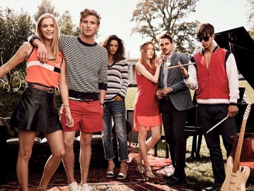 Tommy Hilfiger Best Selling Clothing Brands
