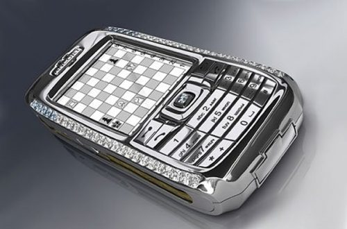 Diamond Crypto Smartphone ($1.3miilion) Expensive Phones